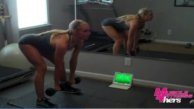 The Best Full-Body Workout at Home Video Thumbnail