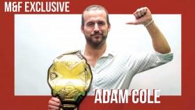 NXT Wrestler Adam Cole Interview Video Thumbnail