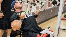 Jay Cutler's Two-A-Day Back Training thumbnail