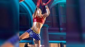 Watch Stuntwoman Destroy This Ninja Warrior Track  thumbnail
