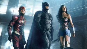 """The Flash, Batman, and Wonder Woman in Warner Bros. Pictures' action adventure """"Justice League."""" thumbnail"""