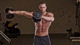 How to Do the Dumbbell Delt Archer thumbnail