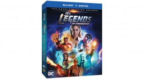 Legends of Tomorrow Season 3 thumbnail