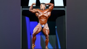 Derek Lunsford - 212 Bodybuilding - 2018 Olympia thumbnail