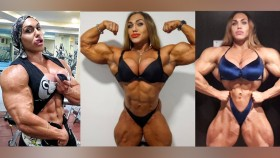 Female Bodybuilder Nataliya Kuznetsova's Incredible Physique thumbnail