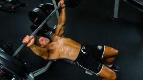 Man Barbell Bench Press  thumbnail