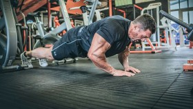 Man Doing Pushup thumbnail