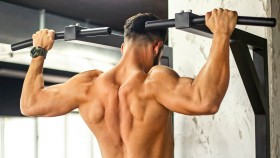 Muscular Back thumbnail