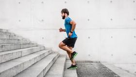 Man Running Steps  thumbnail