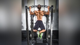 Man Doing Pullup thumbnail