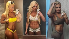Mandy Rose Instagram  thumbnail