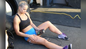 Athlete Using Marc Pro to Recover thumbnail