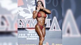 Marta Aguiar - Fitness - 2019 Olympia thumbnail