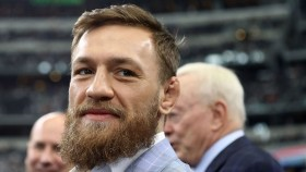Conor McGregor Roasted for his Pregame Throw at the Dallas Cowboys thumbnail