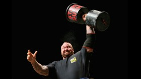 8 of 'The Mountain's' Craziest Feats of Strength on Instagram thumbnail