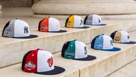 MLB All-Star Game 2018: See New Era's Throwback-Style Hats  thumbnail