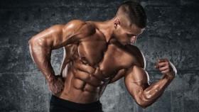 Man Flexing His Muscles thumbnail