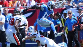 Nate Burleson Jumps From the NFL to 'NFL AM' thumbnail