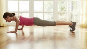Woman Doing Pushups thumbnail