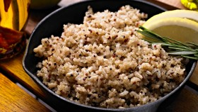 Quinoa With Lemon thumbnail