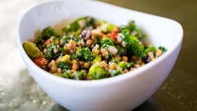 The Top 12 Meatless Options for Maximum Protein thumbnail