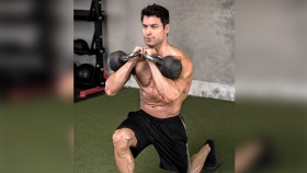 Tighten Your Core With This Lunge  thumbnail