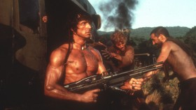 Photo of Sylvester Stallone in Rambo series thumbnail