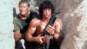 Here's Your First Look at Sylvester Stallone as John Rambo in 'Rambo 5' thumbnail