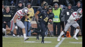 Rondale Moore of Purdue University thumbnail