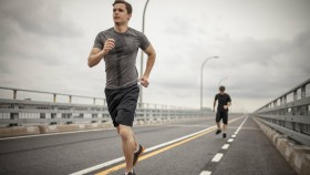 man running outdoors thumbnail