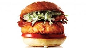 Salmon Burger thumbnail