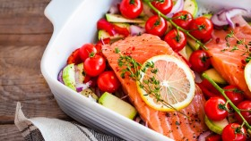 Salmon and Vegetables thumbnail
