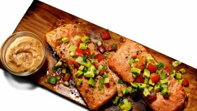 Cedar Plank Salmon thumbnail