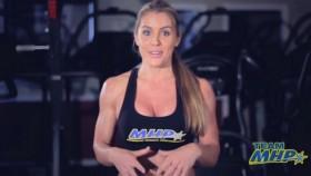 Sarah Grace bodyweight workout Video Thumbnail