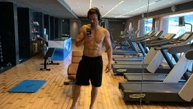 Sebastian Stan Is Shredded in His Latest Instagram Post thumbnail