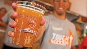 shock top belgian white beer thumbnail