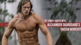 Alexander Skarsgard's 'Tarzan' Workout Routine Video Thumbnail