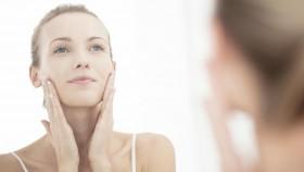 Woman Applies Face Product thumbnail