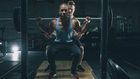 squat with spotter thumbnail