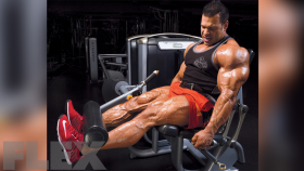 Steve Kuclo's HIIT-Inspired Pre-Contest Quad Workout thumbnail