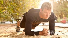 Tabata Exercise - Plank thumbnail