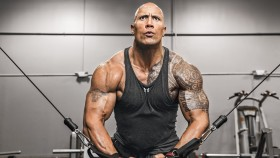 The Rock Is More Shredded Than Ever at 257 Pounds, and Phil Heath Agrees thumbnail