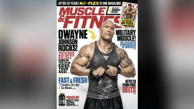 Get the August 2018 Issue of 'Muscle & Fitness' thumbnail