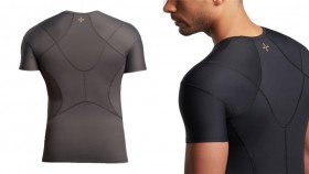 Keep Your Posture Healthy With This Shoulder Support Shirt From Tommie Copper thumbnail