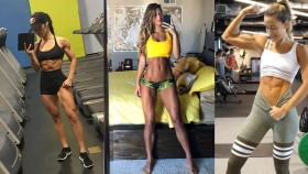 The 50 Best Female Fitness Influencers on Instagram thumbnail