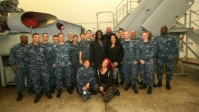 WWE SUPERSTARS AND DIVAS PARTICIPATE IN 13th ANNUAL TRIBUTE TO THE TROOPS Video Thumbnail