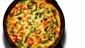 Breakfast Of Champions: Turkey Sausage Frittata thumbnail