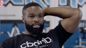 Tyron Woodley Breaks Down Why He Endorses CBD Products for Recovery Video Thumbnail