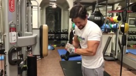 9 Times Mark Wahlberg Crushed His Workouts on Instagram thumbnail