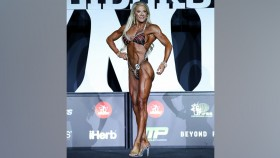 Whitney Jones - Fitness - 2018 Olympia thumbnail